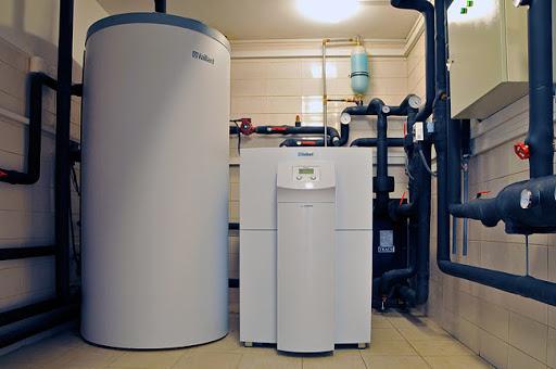 Koeltechnieker warmtepompen (l/w, b/w)
