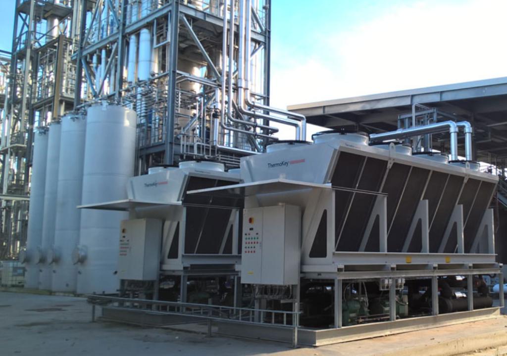 Industrieel koeltechnieker (havengebied)