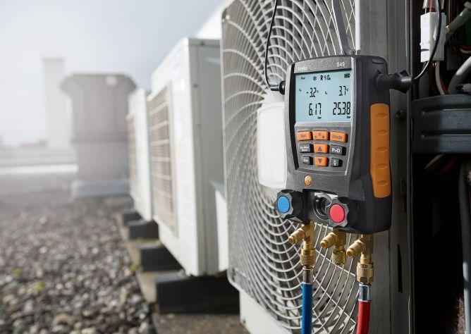 Service technieker HVAC (industrie, kantoren, horeca)